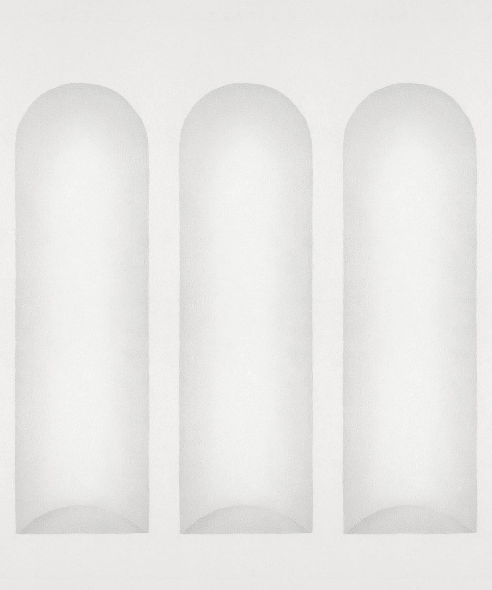Sandberg Ljung Mural Grey / Black - Product code: 648-05FS