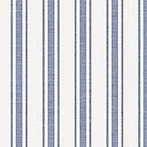 Boråstapeter Aspo Stripe Dark Blue Wallpaper - Product code: 8870