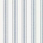 Boråstapeter Aspo Stripe Light Blue Wallpaper - Product code: 8871
