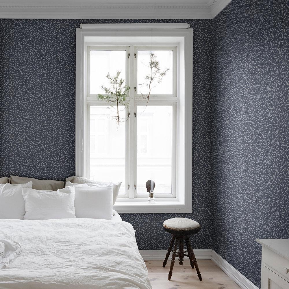 Sandberg Karolina Blue Wallpaper - Product code: 807-76