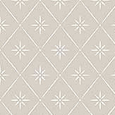 Boråstapeter Windrose Beige Wallpaper - Product code: 8862