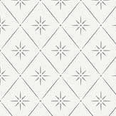 Boråstapeter Windrose Light Grey Wallpaper - Product code: 8864