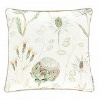Sanderson Thistle Garden Cushion Mist/ Pebble - Product code: DCUB257030C