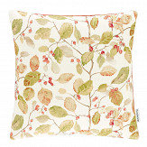 Sanderson Woodland Berries Cushion Rosehip/ Moss - Product code: DCUB257032B