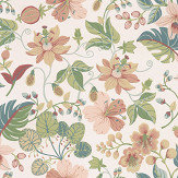 Eijffinger Carmen Trail Cream Wallpaper - Product code: 392500