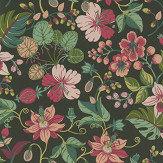 Eijffinger Carmen Trail Dark Green Wallpaper - Product code: 392503