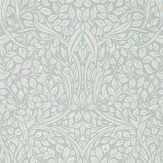 Eijffinger Swirling Leaves Pistachio Wallpaper - Product code: 392511