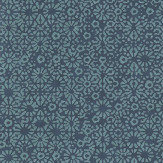 Eijffinger Rosario Teal Wallpaper - Product code: 392533