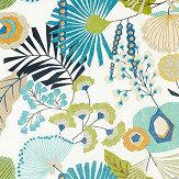 Harlequin Zavala Lime/ Sienna/ Cobalt Fabric - Product code: 120810