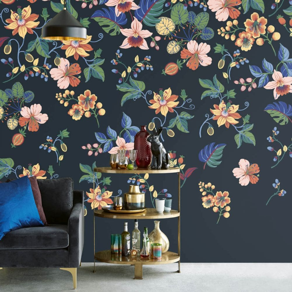 Eijffinger Carmen Falls Mural Multi Coloured - Product code: 392570