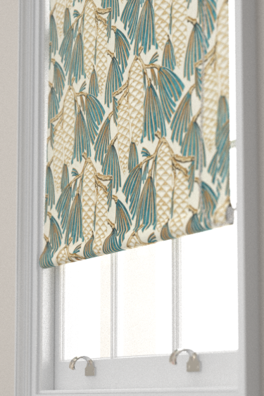 Harlequin Foxley Kingfisher Blind - Product code: 120811
