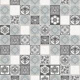 Eijffinger Mosaic Tiles Mural Celadon - Product code: 392574