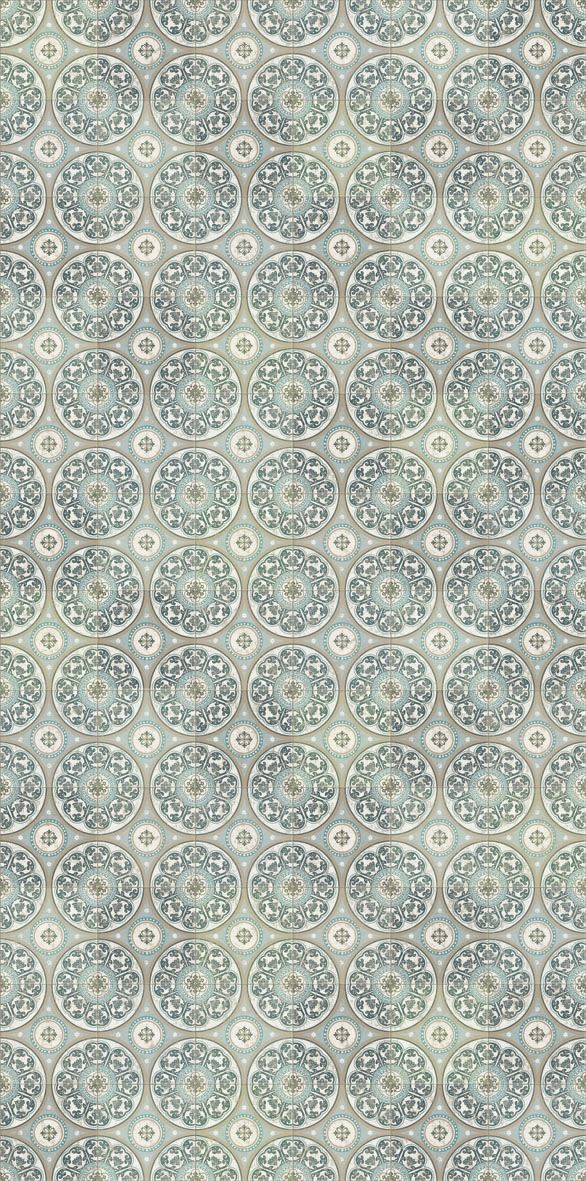 Eijffinger Rosario Tiles Mural Celadon - Product code: 392576