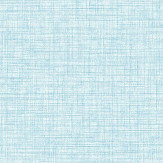 A Street Prints Linen Blue Wallpaper - Product code: FD24276
