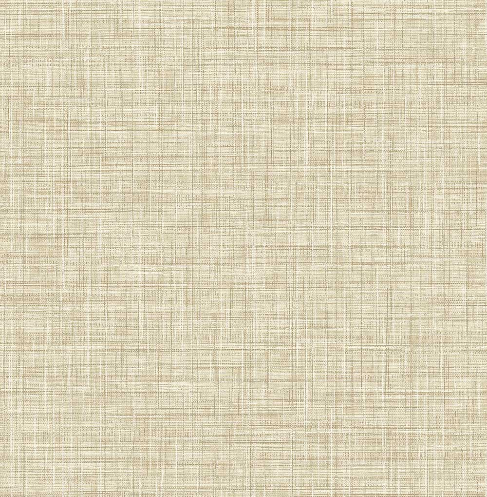 A Street Prints Linen Oat Wallpaper - Product code: FD24277