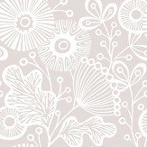 A Street Prints Ana Pink Wallpaper - Product code: FD25109