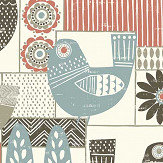A Street Prints Hennika Multi-coloured Wallpaper - Product code: FD25117