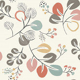 A Street Prints Jona Multi-coloured Wallpaper - Product code: FD25122