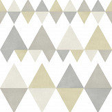 A Street Prints Triology Grey / Beige Wallpaper - Product code: FD25127