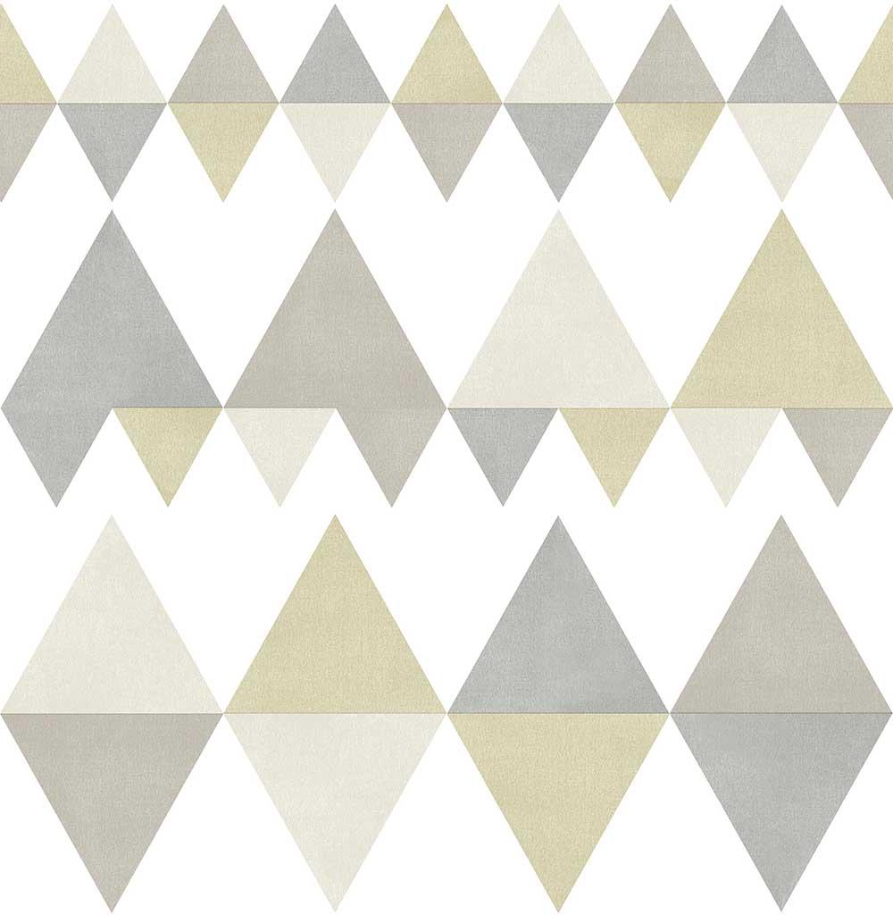 A Street Prints Triology Grey / Beige Wallpaper - Product code: FD25127