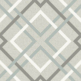 A Street Prints Saltire Grey Wallpaper - Product code: FD22649