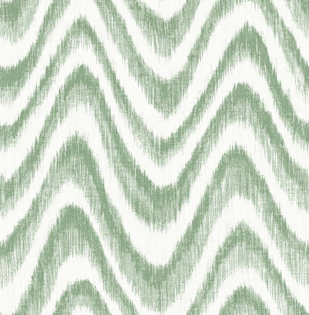 A Street Prints Bargello Green Wallpaper - Product code: FD25406