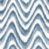 A Street Prints Bargello Blue Wallpaper - Product code: FD25408