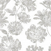 A Street Prints Folia Grey Wallpaper - Product code: FD25416
