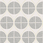 A Street Prints Luminary  Grey / Yellow Wallpaper - Product code: FD25425