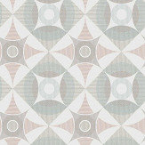 A Street Prints Ellis Multi-coloured Wallpaper - Product code: FD25136