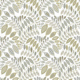 A Street Prints Fiddleheads Grey / Beige Wallpaper - Product code: FD25145