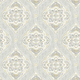 A Street Prints Adele Grey / Beige Wallpaper - Product code: FD25149