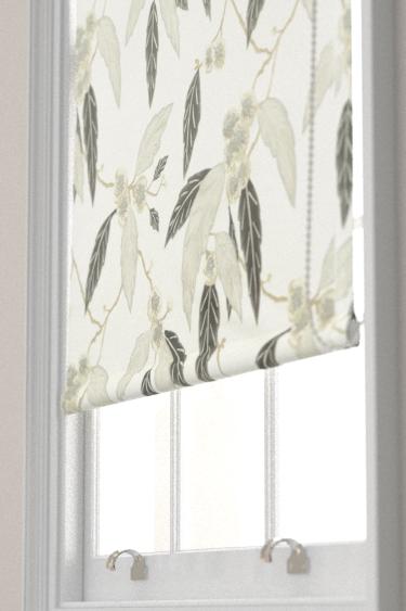 Harlequin Coppice Platinum/ Ebony Blind - Product code: 120823