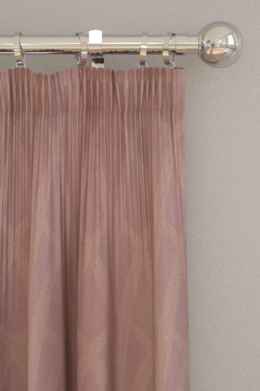 The Chateau by Angel Strawbridge Broadway Blush Curtains - Product code: BRO/BSH/13700FA