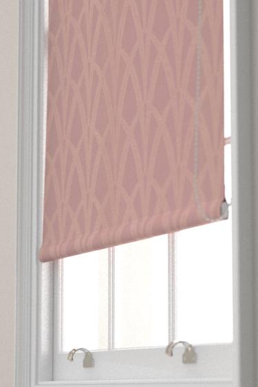 The Chateau by Angel Strawbridge Broadway Blush Blind - Product code: BRO/BSH/13700FA