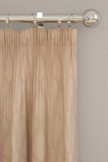 The Chateau by Angel Strawbridge Broadway Gold Curtains - Product code: BRO/GOL/13700FA