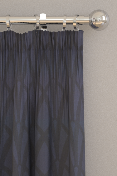 The Chateau by Angel Strawbridge Broadway Ocean Curtains - Product code: BRO/OCE/13700FA