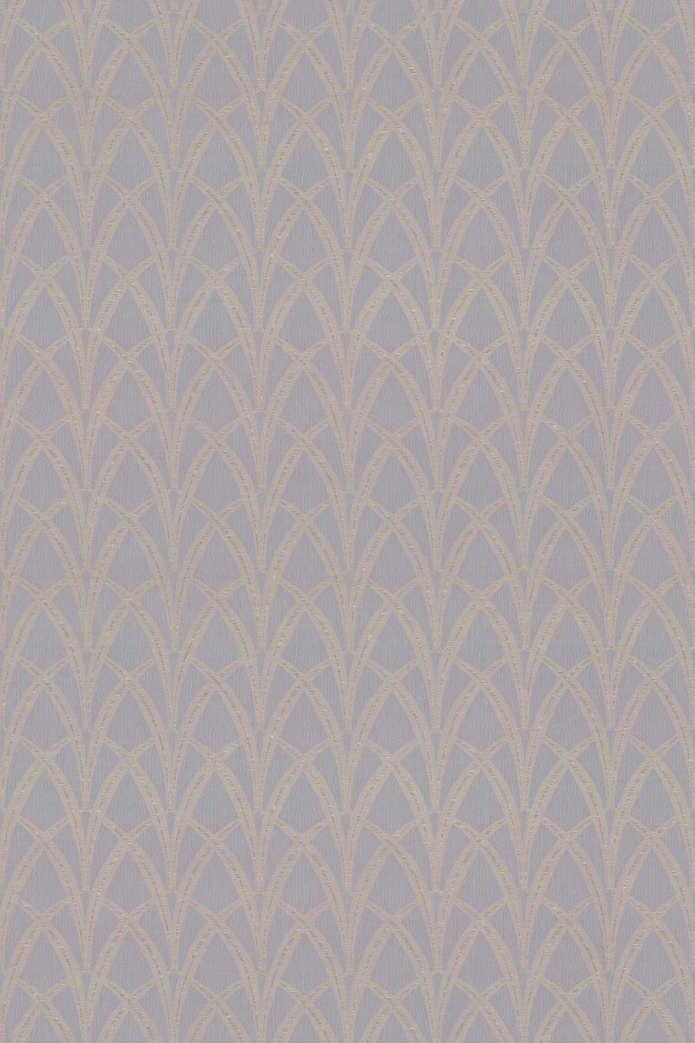 The Chateau by Angel Strawbridge Broadway Silver Fabric - Product code: BRO/SIL/13700FA