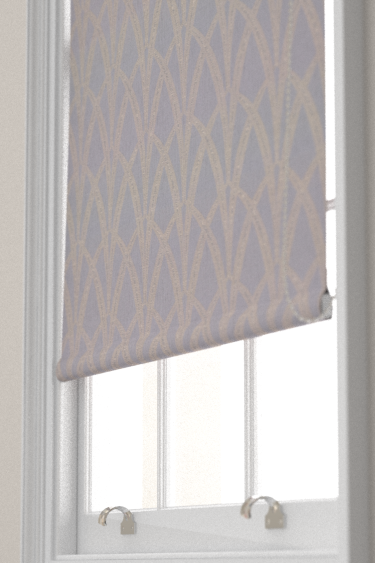 The Chateau by Angel Strawbridge Broadway Silver Blind - Product code: BRO/SIL/13700FA