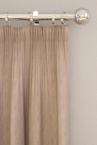 The Chateau by Angel Strawbridge Blakely Antique Curtains - Product code: BLK/ANT/13700FA