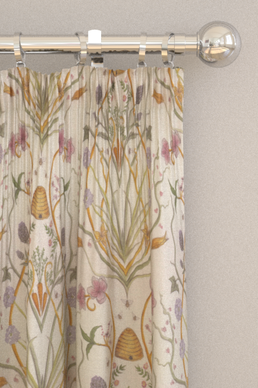 The Chateau by Angel Strawbridge Potagerie Cream Curtains - Product code: POT/CRE/14000FA