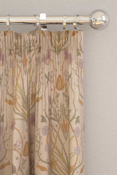 The Chateau by Angel Strawbridge Potagerie Linen Curtains - Product code: POT/LIN/14000FA