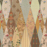 The Chateau by Angel Strawbridge Wallpaper Museum Multi-coloured Fabric - Product code: WAP/MUL/14000FA