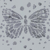 Christian Lacroix Les Messagers Grey Wallpaper - Product code: PCL7026/05