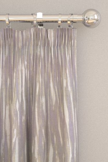 The Chateau by Angel Strawbridge Rene Silver Curtains - Product code: REN/SIL/13800FA