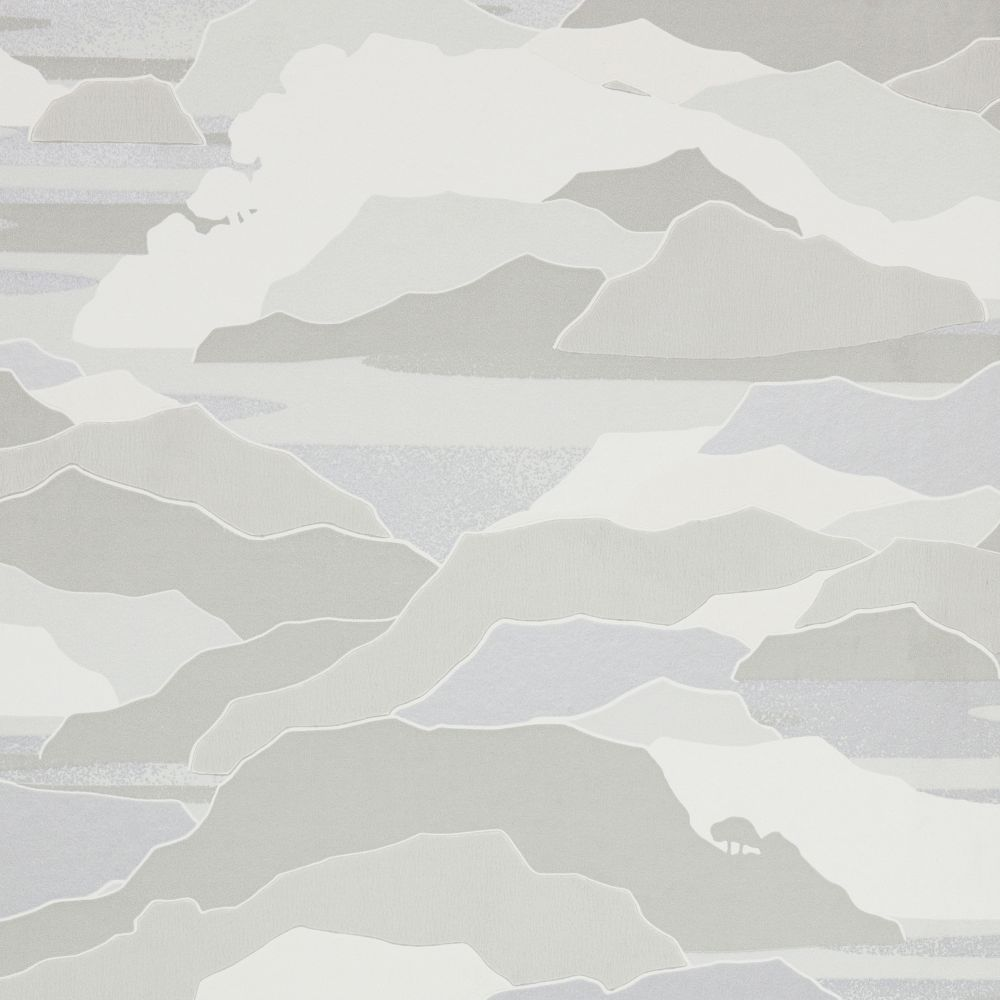 Lelievre Colline Mist Wallpaper - Product code: 6443-02