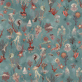 Jean Paul Gaultier Corail Light Blue Wallpaper - Product code: 3324/02