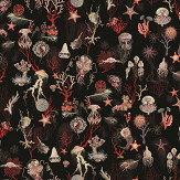Jean Paul Gaultier Corail Black Wallpaper - Product code: 3324/03