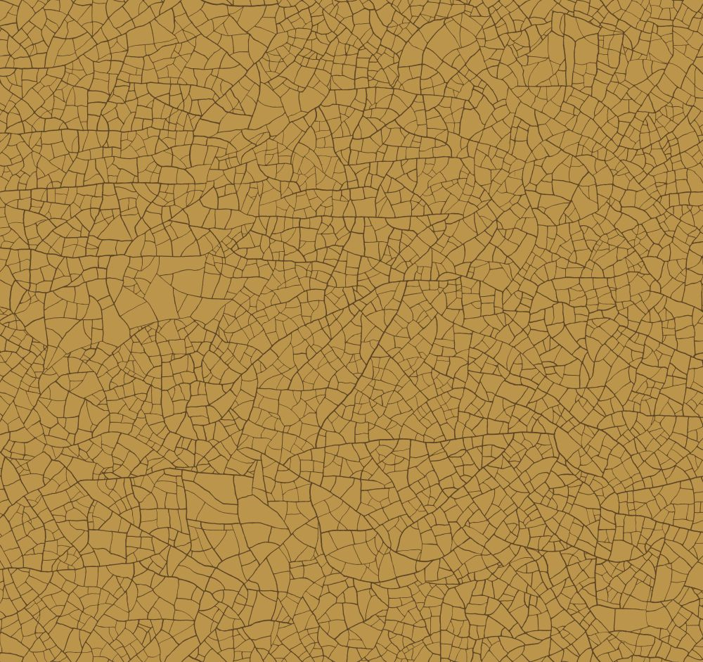 Thebaide Wallpaper - Sand - by Jean Paul Gaultier