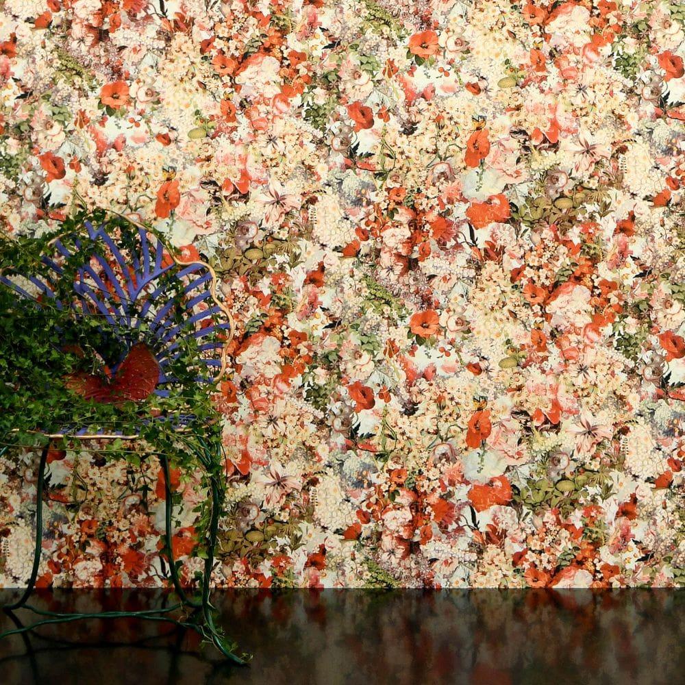 Jean Paul Gaultier Celebration Multi Coloured Wallpaper - Product code: 3330/01